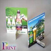 Рекламни поставки за заведения