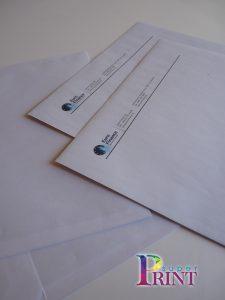 фирмени и рекламни пощенски пликове