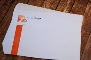 Дизайн на пликове А4