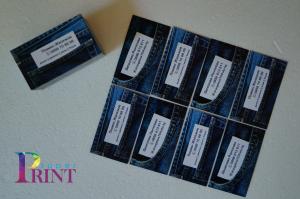 Изработка и дизайн на визитки